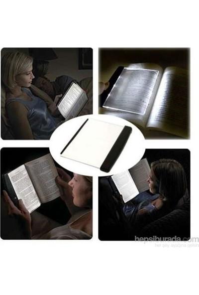 Cix Kitap Arası Okuma Işığı Led Panel