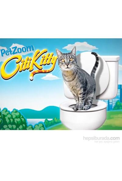 Cix Pet Zoom Citi Kitty Kedi Tuvaleti
