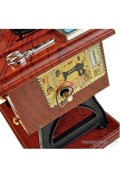 Cix Alfani Dikiş Makinesi Müzik Kutusu
