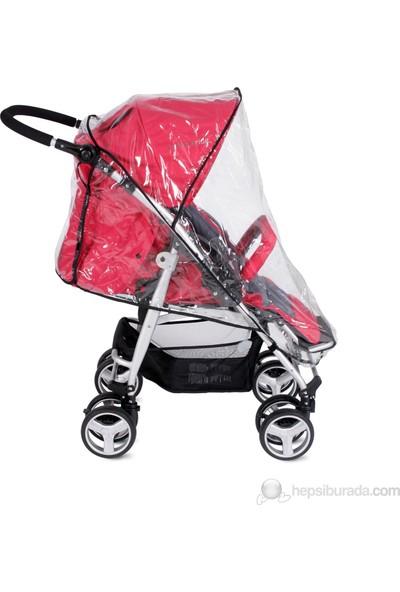 Cix Sema Baby Bebek Arabası Yağmurluğu