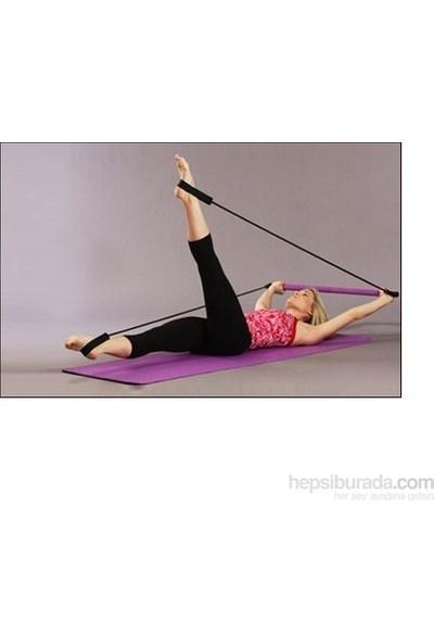 Cix Portable Pilates Studio Jimnastik Çubuğu