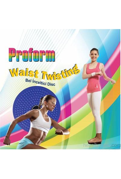 Cix Waist Twister&Bel İnceltici Disk