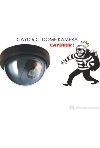 Cix LR-SK04 Hareket Sensörlü Caydırıcı Dome Kamera