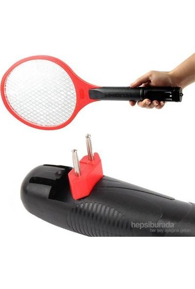 Cix Elektronik Sinek Öldürücü Raket (Şarjlı)