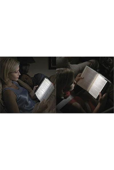 Cix Kitap Aydınlatan Led Işıklı Plastik Aparat