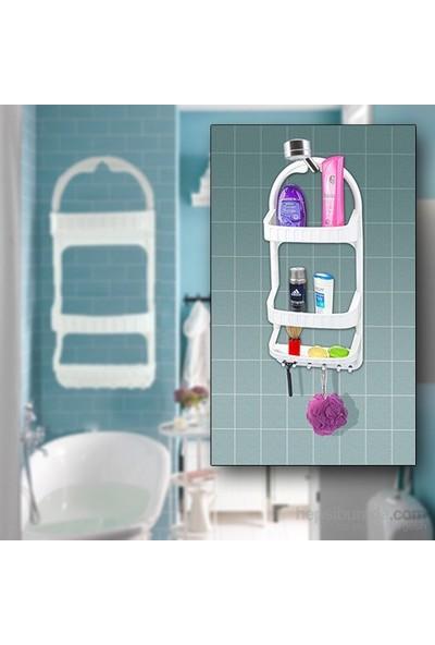 Cix Duşa Asılabilir Şampuanlık Shower Caddy