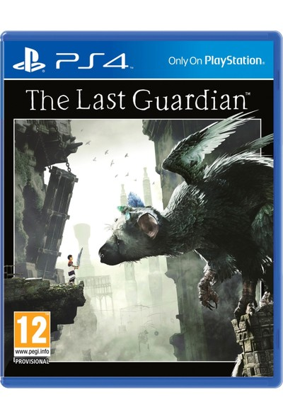 The Last Guardian PS4 Oyun