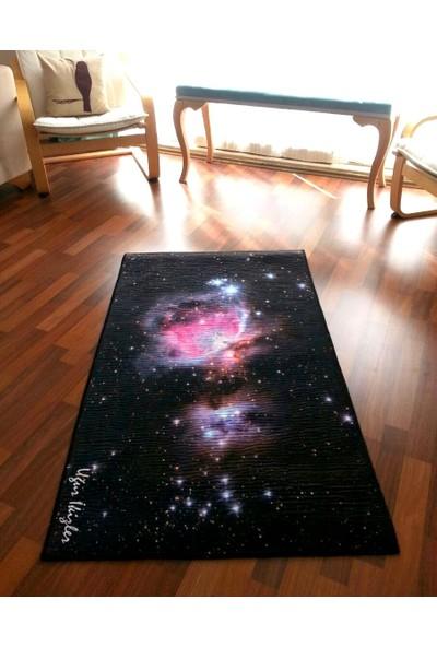 Stella Orion Bulutsu Halı 120x180 cm - Uğur İkizler İmzalı