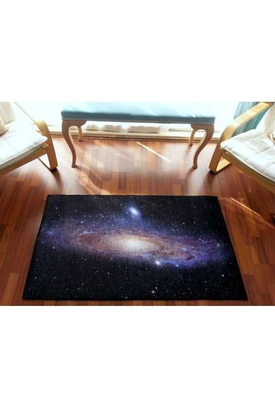 Stella Andromeda Galaksi Halı 80x140 cm