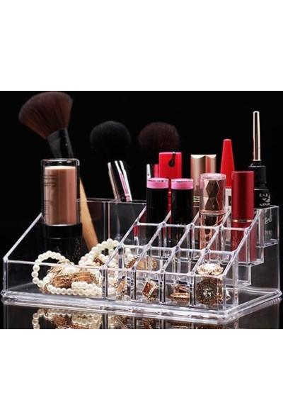 Makeup Organizer Çok Fonksiyonlu Makyaj Düzenleyici