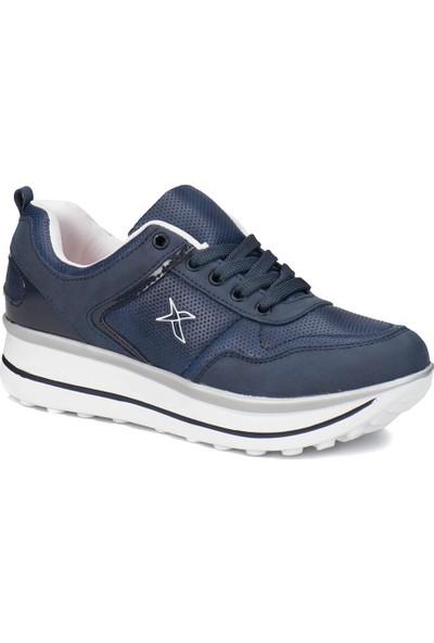Kinetix GABY Lacivert Kadın Sneaker Ayakkabı