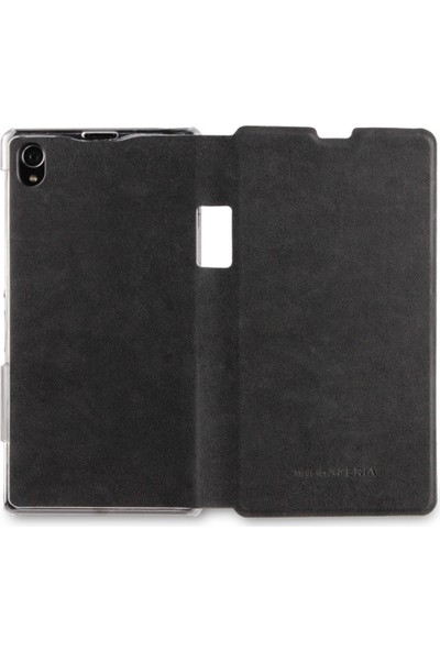 Roxfit Sony Xperia Z1 Book Case Nero Black