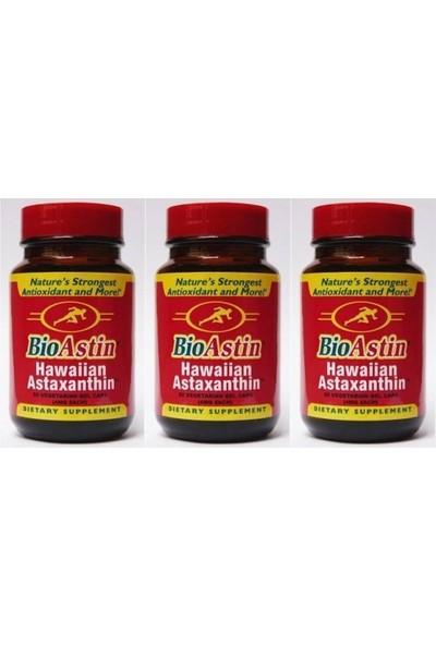 BioAstin Hawaiian AstaxantHin 60 Capsul 3 Kutu