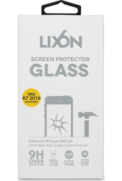 Lixon Samsung Galaxy A7 2016 Cam Ekran Koruyucu