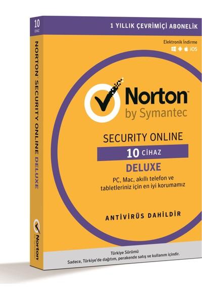 Norton Security 10 Cihaz 1 Yıl