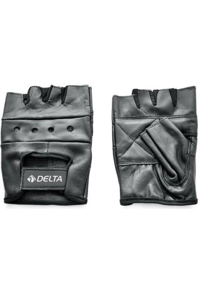 Delta DS 680 Deri Ağırlık Body Dambıl Halter Fitness Eldiveni