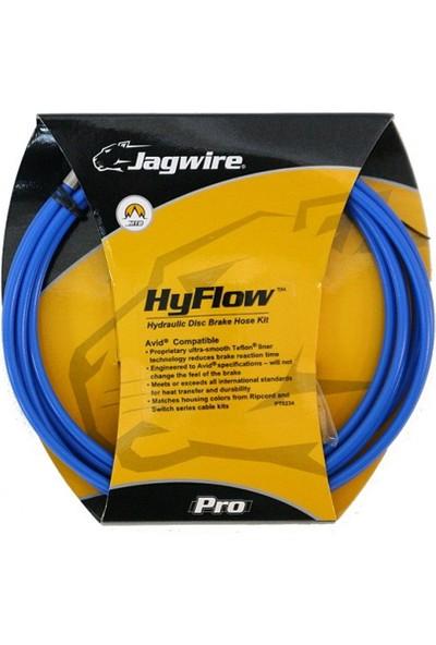 Jagwire Hyflow Avid Hidrolik Fren Kablo Seti Mavi