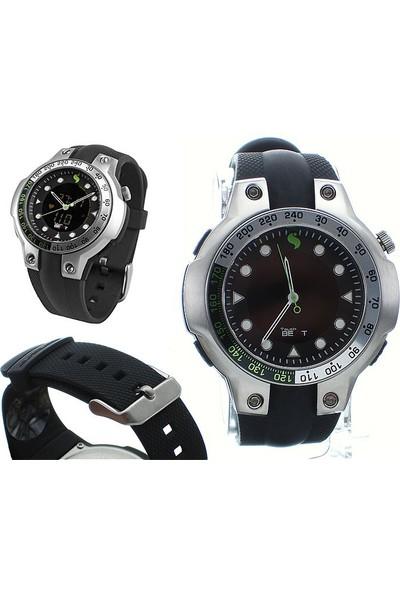 Sportourer Touch Beat Nabız Saati Siyah