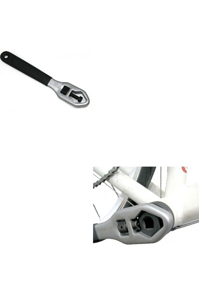 Superb Ayarlı Anahtar Universal 16-32 mm Tb-8830 Siyah