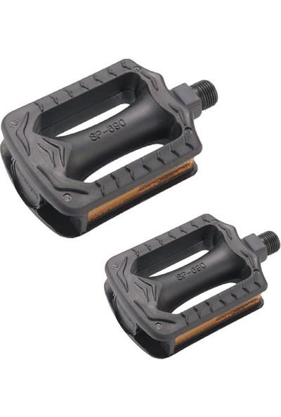 Xerama Pedal Sp-690-B İnce Diş Siyah
