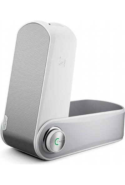 Klipsch GiG Taşınabilir Kablosuz Hoparlör Beyaz