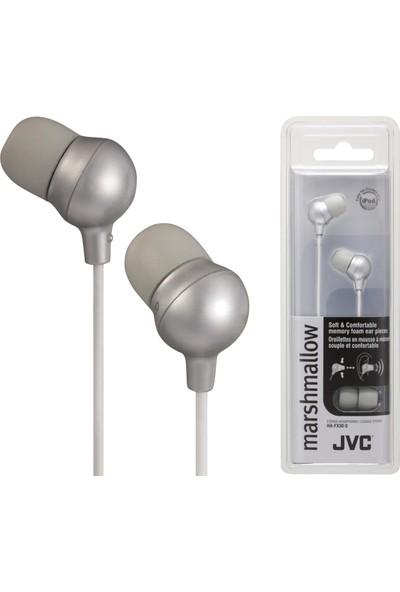 JVC HAF-X30SK MARSHMALLOW Serisi Kulak İçi Beyaz Renk Kulaklık