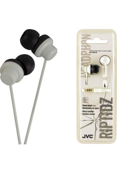 JVC HAF-X8WK RIPTIDZ Serisi Kulak İçi Beyaz Renk Kulaklık