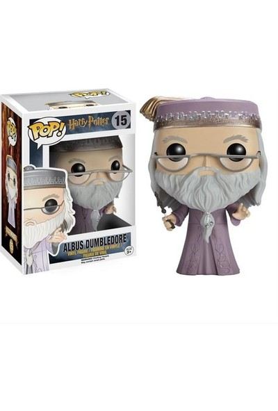 Pop Funko Harry Potter - Dumbledore (Wand)