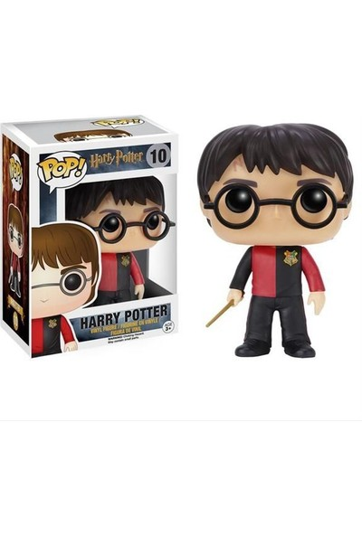 Pop Funko Harry Potter - Harry Triwizard