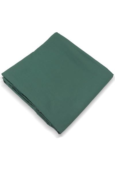 Society Nite Flat Sheet 270X290 Koyu Yeşil Çarşaf
