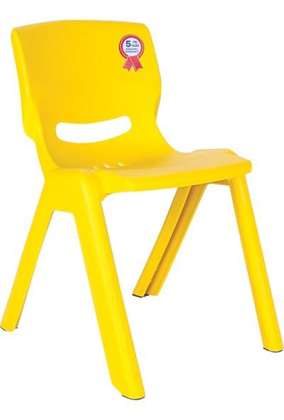 Pilsan Happy Sandalye (Sarı)