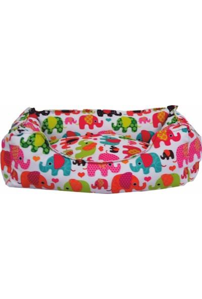 Lepus Elephant Kedi Köpek Yatağı Small 40x20x55 cm