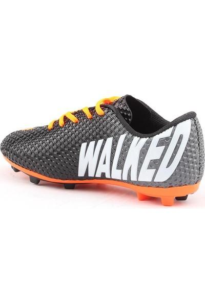 Walked 401 Krampon Çim Çocuk Futbol Spor Ayakkabı