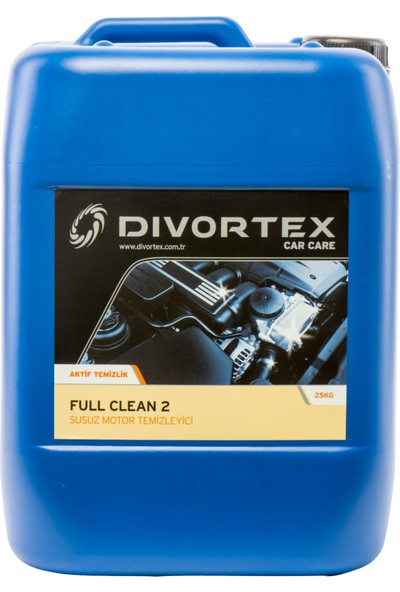 Dıvortex Susuz Motor Temizleme Ürünü 25 Kg
