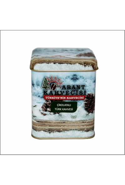 Abant Kahvecisi Çikolatalı Türk Kahvesi