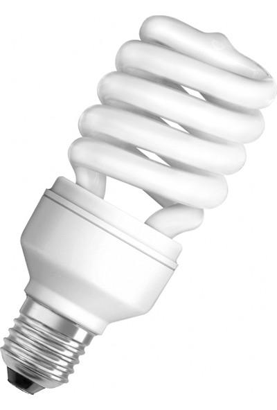 OSRAM® Duluxstar Mini Twist 20W827 E27 - Spiral Lamba- Sarı Işık
