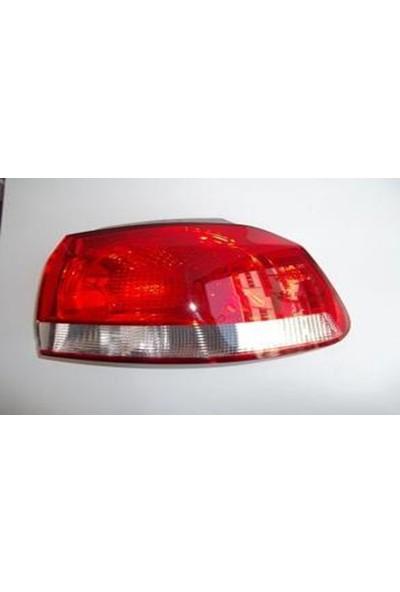 Wolcar Volkswagen Stop Lambası Dış Golf 6 2009-2013 Sağ