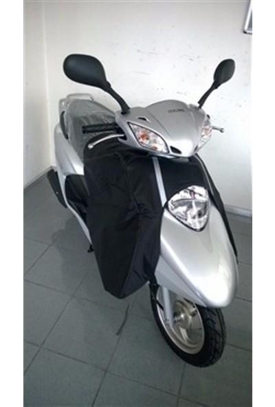 Tumopar Kurye Diz Koruma Örtüsü (Dizlik) Honda Spacy110 Fızy Actıva S İmpertex - Reflektörlü
