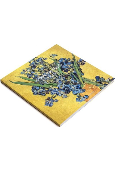 Lenwa Van Gogh Paintings Boyama Kitabı 48 Sayfa
