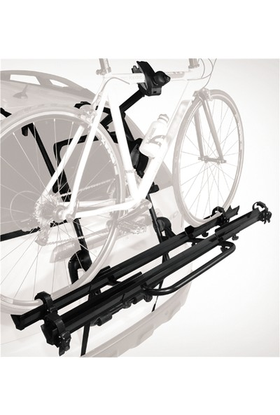 Bn'B Rack Bisiklet Taşıyıcı 2'Li Bn'B Rack Kilitli Supporter