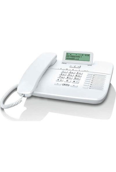 Gıgaset Da710 Ekranlı Kablolu, Beyaz