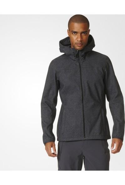 Adidas Luminaire Erkek Siyah Ceket (Ap8503)