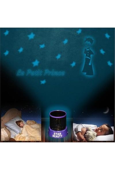 Helen's Gift Küçük Prens Projeksiyon Gece Lambası Star Master