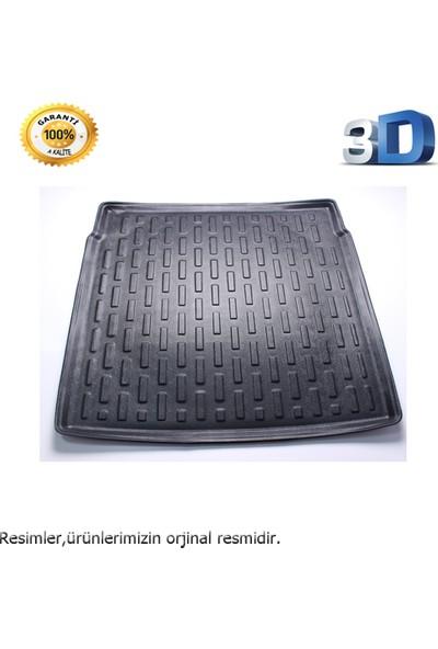 Leader Passat B6 B7 Cc 3D Bağaj Havuzu Paspası Siyah 2005-2014 Model A+Kalite