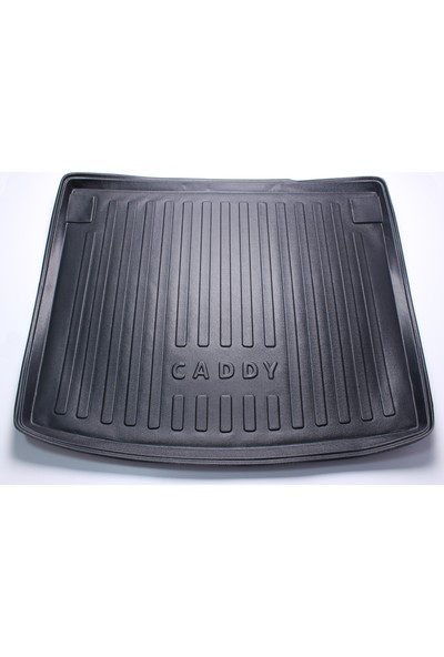Leader Caddy 3D Bağaj Havuzu Paspası Siyah 2004-2010 Model A+Kalite