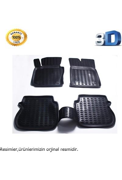 Leader Caddy 3D Havuzlu Paspas Siyah 2004 Model Ve Sonrası A+Kalite