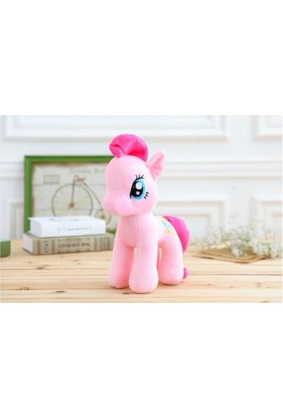 Trend Elektro My Little Pony 25 Cm Peluş Oyuncak Pembe At