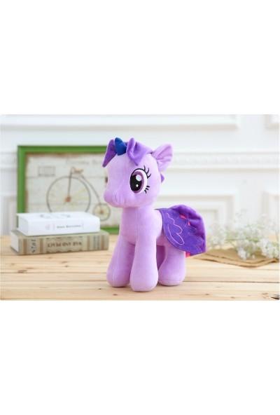 Trend Elektro My Little Pony 25 Cm Peluş Oyuncak Mor At
