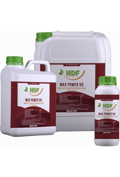 Hdf Max Power 50 1 Lt.