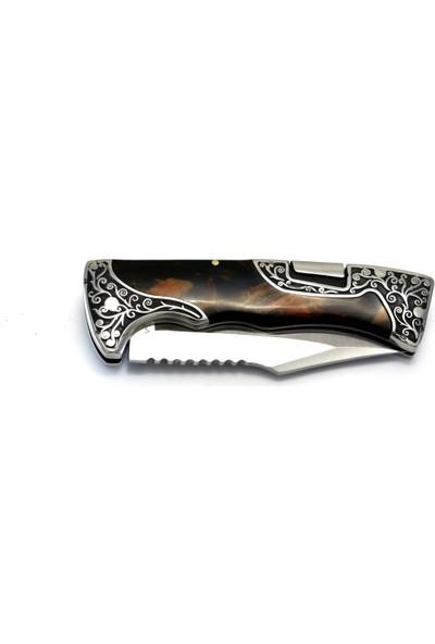 Columbia A3157-A Full Rivet Knife